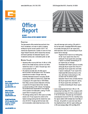office report